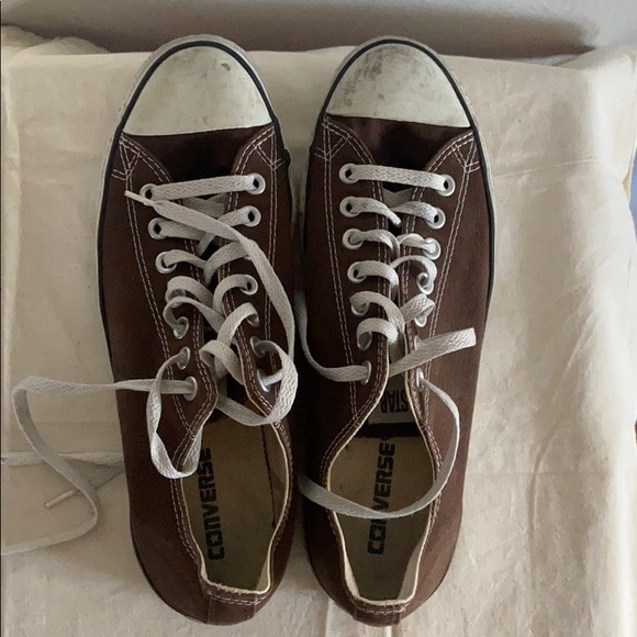 Men's Brown Converse